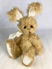 """Peter Rabbit KIT for you to make a  9"""" Mohair Artist Bunny Rabbit"""