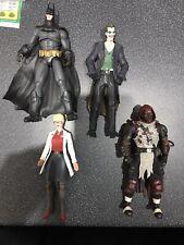 Batman Arkham Asylum/city/origins Figures