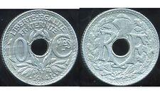10 centimes 1941 . points et centimes souligné  SUP  ( bis )