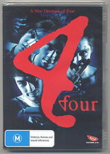 Four (DVD, 2011)-Clean-Up Day, Gift Shop, Eerie Night, Who R Kong? [New/Sealed]