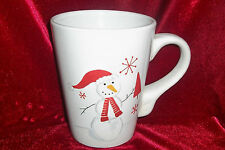 Classic Ceramics California Pantry Christmas Snowman Coffee/Tea or Hot Coco Mug
