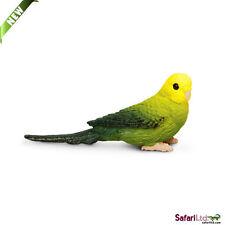 Green Budgie by Safari Ltd/New 2013/toy/bird/parakeet/150429