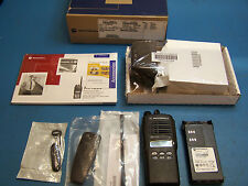 Motorola HT1250 UHF 450-527MHz 128 Channel New 2011 Unit  Tested