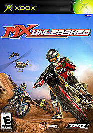 Mx Unleashed Xbox GAME NEW