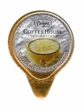International Delight Caramel Macchiato 288 Count Single-Serve ... Free Shipping