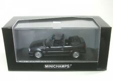 Opel Kadett GSI Cabriolet (black) 1989