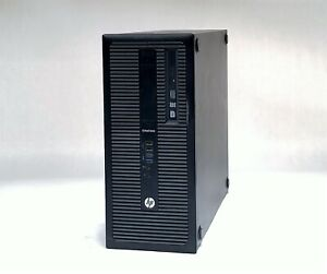 HP EliteDesk 800 G1 Tower Core i7-4770 3.40GHz 16GB DDR3 1TB HDD Win10 Computer