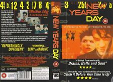 New Years Day, Andrew Lee Potts Video Promo Sample Sleeve/Cover #9324