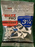 New Pride Maxx Pro Martini Cup Golf Tees - You chose type and length!