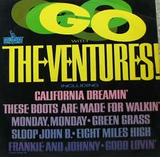 THE VENTURES Go With LP