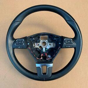 Volkswagen Tiguan 5N Steering Wheel + Buttons Controls 12 13 14 15