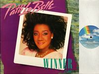 PATTI LABELLE winner in you MCF 3319 A1/B1 1st press with insert uk LP PS EX-/EX