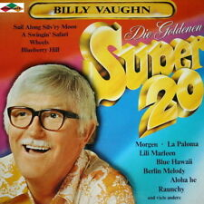 "12"" Billy Vaughn Die Goldenen Super 20 (Morgen, La Paloma) 70`s Ariola ABC"
