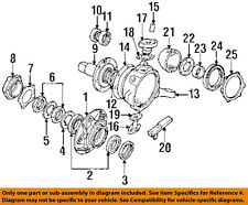 LAND ROVER OEM 94-99 Discovery Front Suspension-Washer FTC3179