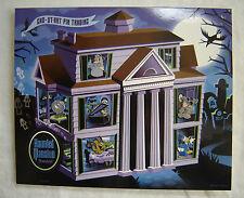Haunted Mansion Disneyland 6 Pin GWP Set on Display Card DLR FAB 5