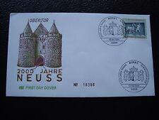 ALLEMAGNE (rfa) - enveloppe 1er jour 19/6/1984 (B8) germany