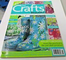 CRAFTS BEAUTIFUL Magazine ~ May 2004