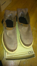 GEORGE COX VINTAGE ROCK 70 80 RARE CREPE RUBBER CREEPERS UK 7 SHOE BOOT
