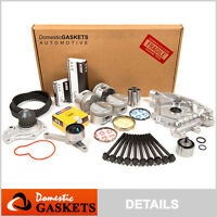 2002 Chrysler PT Cruiser 2.4L DOHC Master Overhual Engine Rebuild Kit VIN B