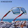 KINGSEVEN Aluminum Men's Sunglasses Polarized Lens  Design Temples Sun glasses