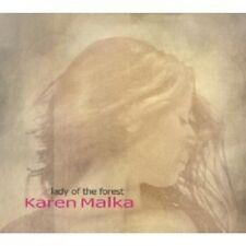 KAREN MALKA - LADY OF THE FOREST  CD  10 TRACKS MODERN JAZZ  NEU