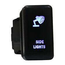 12V OEM replacement Push switch 821B SIDE LIGHTS  For Toyota FJ Cruiser LED BLUE