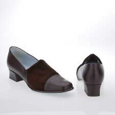 Van Dal Block Casual 100% Leather Upper Heels for Women