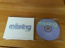 EVERYTHING BUT THE GIRL MISSING ( 6 TRACKS ) 1995 EXCELLENT