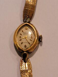 Vintage Gruen Precision Watch. Mvt # N225R.