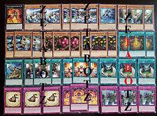 YUGIOH U.A. Deck 41 Cards Perfect Ace *Number12: Crimson Ninja* Battleguard