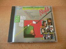 CD Super-Disco Night 1988: Tom Hooker Sandra Dominoe O.K. Bomb the Bass Bad Boys
