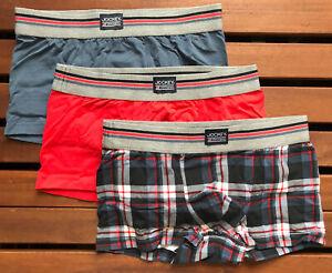 Jockey Men's USA Originals Short Trunk (3 Pack) - Small - 17302913-450