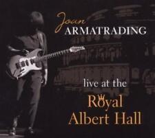 Joan Armstrong live at the Royal Albert Hall, CD`s guter Zustand (BOX 30)