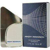 ANDY RODDICK 1.7 oz Eau de Toilette Spray for Men Cologne New in Retail Box NIB