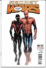 Secret Wars #9 NM 2016 Marvel Comics Pichelli Miles Morales Spider-Man Variant