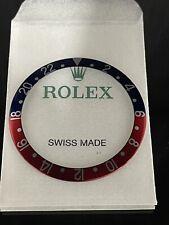 Rolex Pepsi Aluminium Insert Gmt Master 16700 16710 B315 New