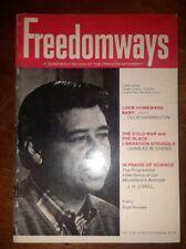 Freedomways Third Quarter 1973 Vol 13 No 3 - from William Marshall Estate