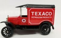 1921 21  FORD MODEL T VAN  TEXACO RARE 1:64 SCALE COLLECTIBLE DIECAST MODEL CAR