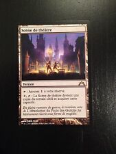 MTG MAGIC GATECRASH THESPIAN'S STAGE (NM) FRENCH SCENE DE THEATRE