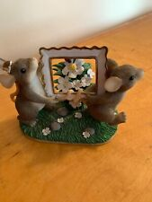 Charming Tails Picture Perfect Fitz & Floyd Mouse Frame Figurine P40