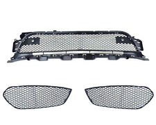 New Genuine Mercedes Benz CLA Class W117 AMG Set Of Front Bumper Lower Grills