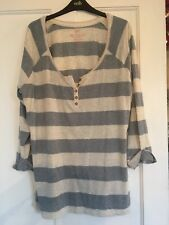 Brand New Ladies Stripey T Shirt Top Size 22 from F&F
