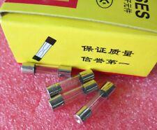 100PCS 4A 4 Amp 250V Glass Tube Fuse Fast Blow 6 X 30mm 6*30 6X30MM