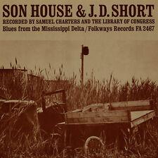 J.D. Short, J.D. Sho - Son House: Blues from the Mississippi Delta [New CD]