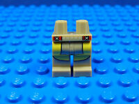 LEGO-MINIFIGURES SERIES [10] X 1 LEGS  FOR THE TOMAHAWK WARRIOR SERIES 10 PARTS
