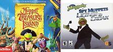 Muppet Treasure Island & espía Muppets Licencia para morir