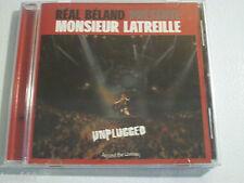 Real béland Présent Monsieur Latreille CD 2001