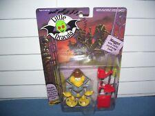 1991 Little Dracula Maggot W/ Garlic Gardening Tools Action Figure Dreamworks