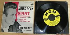James Dean 45 RPM Record Art Mooney MGM-1342 FREE SHIPPING