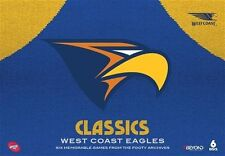AFL - Classics - West Coast (DVD, 2015, 6-Disc Set)